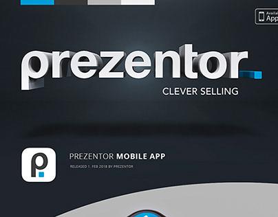 Prezentor Mobile App