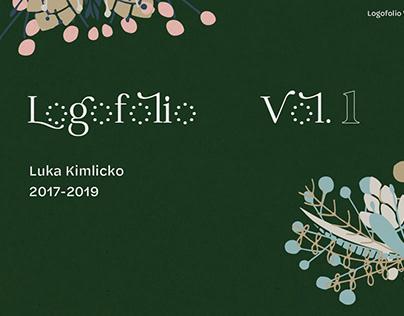 Logofolio Vol 1 (2017-2019)