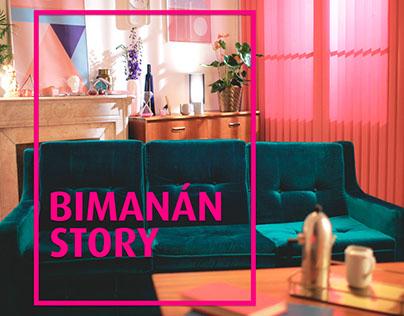 biManán Story