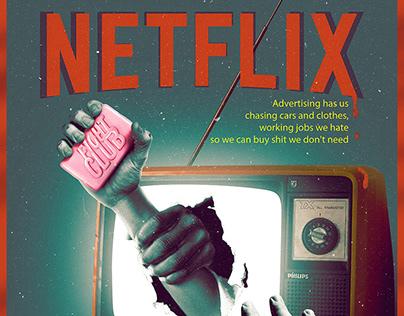 Fight club ft. Netflix