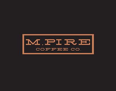 M.Pire Coffee Co. Branding