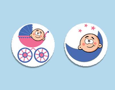 Cute loaders - Baby App