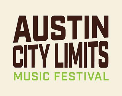 Austin City Limits Music Festival (Concept)