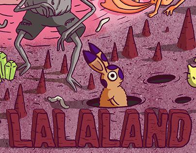 Lalaland homage