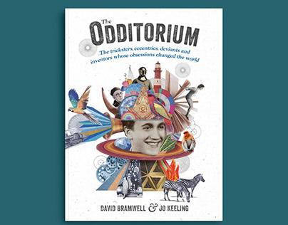 The Odditorium (Hodder & Stoughton 2016)