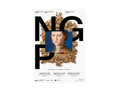 Old Masters – visual identity
