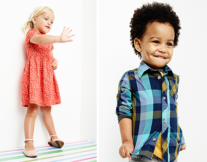 Old Navy Back to School Campaign