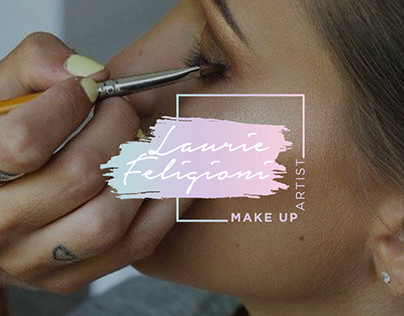 BRANDING // Laurie Feligioni Make up Artist
