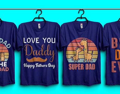 Dad T-shirt Design.