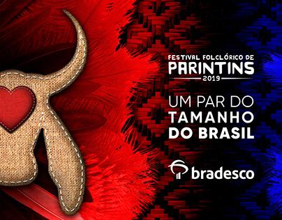 BRADESCO | PARINTINS 2019