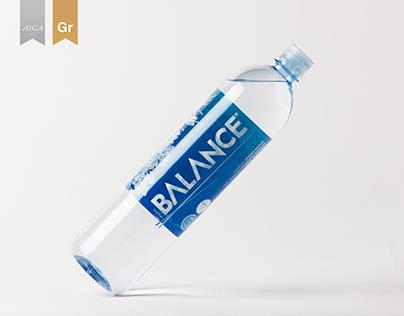 Balance Water - re-brand 2016