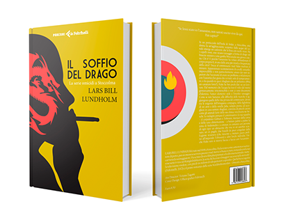 Personal Project - Cover Book - Collana FoxCrime