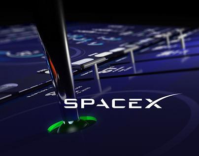 Space X - Starship UI