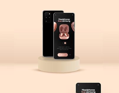 Samsung Headphones Concept