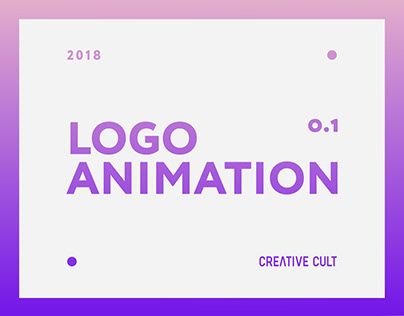 Logo animation 0.1