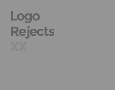 Logo Rejects - Collection