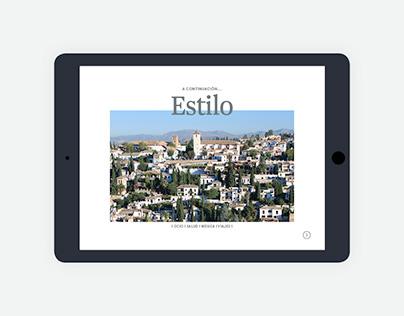 InLive Magazine — Digital publishing app