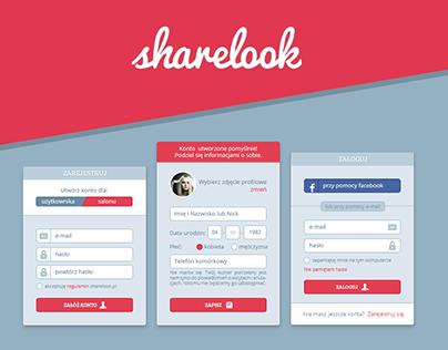 Sharelook - online platform for beauty salons