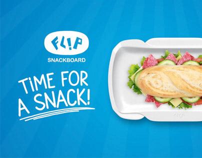 Flip Snackboard - Animation
