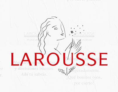 Larousse | No es lo mismo