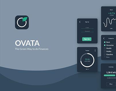 Ovata - The Green Way to do Finances
