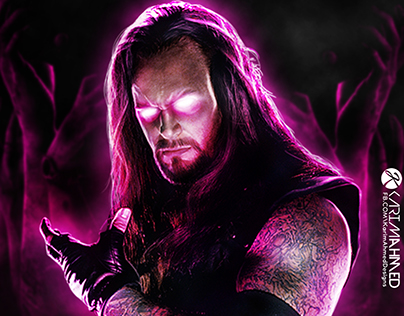 The Undertaker Projects Photos Videos Logos Illustrations And Branding On Behance