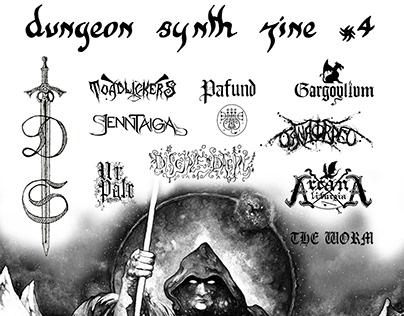 Dungeon Synth Zine #4