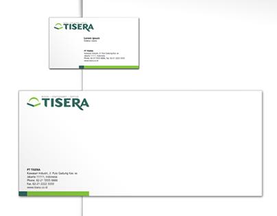 Tisera Brand Identity