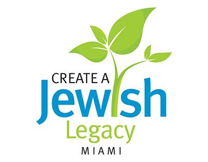 Create a Jewish Legacy logo