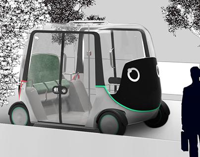 Groov' - Autonomous public mobility
