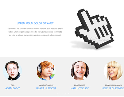 ShiftPromo web site