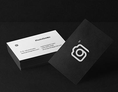 PhotoGonko® — Identity
