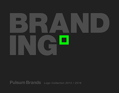 Branding Collection 2015/2016