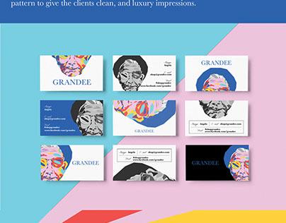 Grandee Illustration and Branding