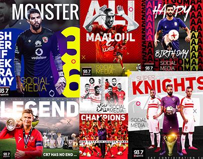 Football Social Media (ONsportFM )