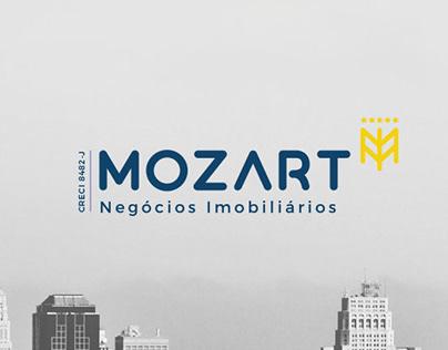 Branding - Mozart Negócios Imobiliários