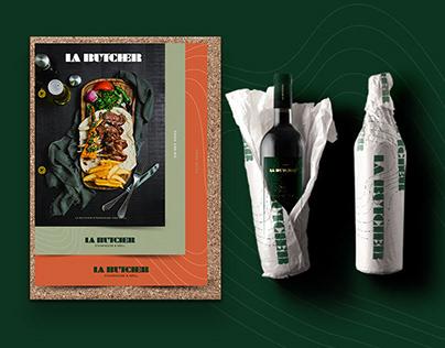 La Butcher | Branding & Packaging design