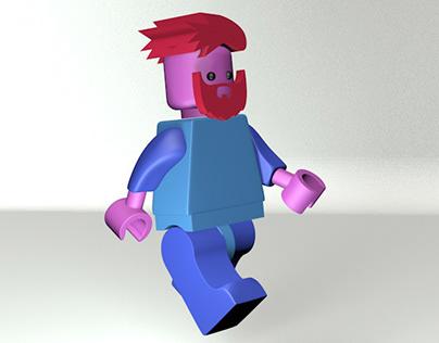 Lego ME - Transforming myself on Lego