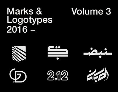 Marks & Logotypes Vol.3