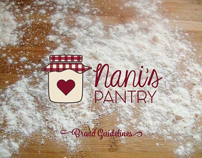 Nani's Pantry Brand Guide