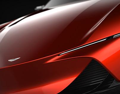 Aston Martin Valgrind Concept