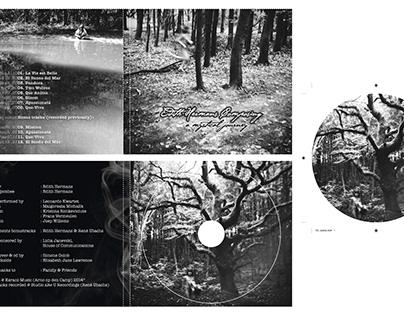 CD-cover designs