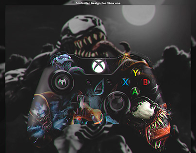 Controller Design For Xbox One