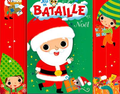 Jeux de Bataille : NOËL Lito Ed. 2019