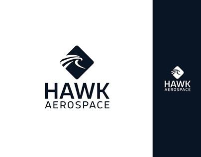 """""""Hawk Aerospace"""" Logo Concept"""