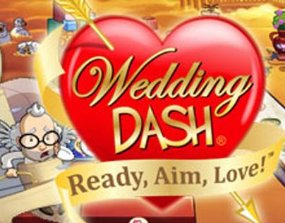 Wedding Dash: Ready, Aim, Love! ©Playfirst