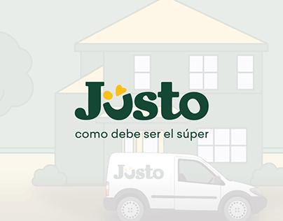 """Video corporativo para """"Jüsto"""" de México"""