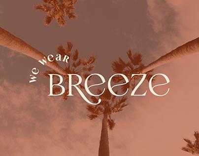 We wear Breeze