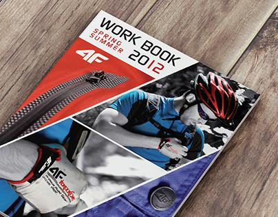 4F Work book SS 2012 / publication