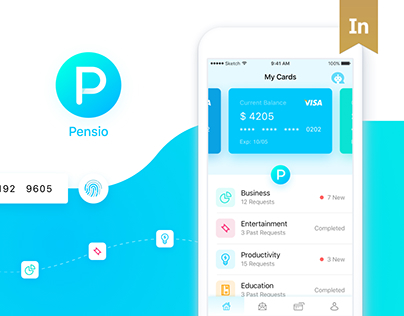 Pensio Payment Interaction Design